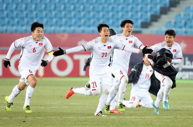 Park Hang-seo – Người có công lớn với bóng đá Việt Nam: là người thầy tài ba, người đồng hành tâm lý của U23 Việt Nam trên hành trình vào chung kết AFC Cup - Ảnh 6.