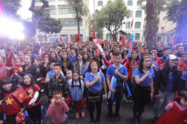 """Ngân hàng Quốc dân NCB """"tiếp lửa"""" mong U23 Việt Nam giành cúp vô địch - Ảnh 1."""