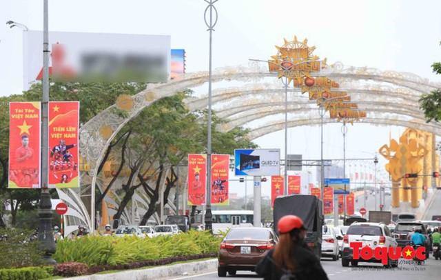 Một không khí rất khác trước ngày diễn ra trận chung kết U23 Châu Á: Màu cờ sắc áo đã tràn ngập khắp phố phường! - Ảnh 23.