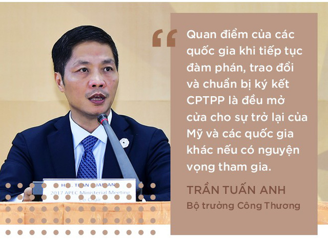 Bộ trưởng Công Thương Trần Tuấn Anh: CPTPP vẫn còn nguyên giá trị của một hiệp định thương mại tự do thế hệ mới - Ảnh 2.