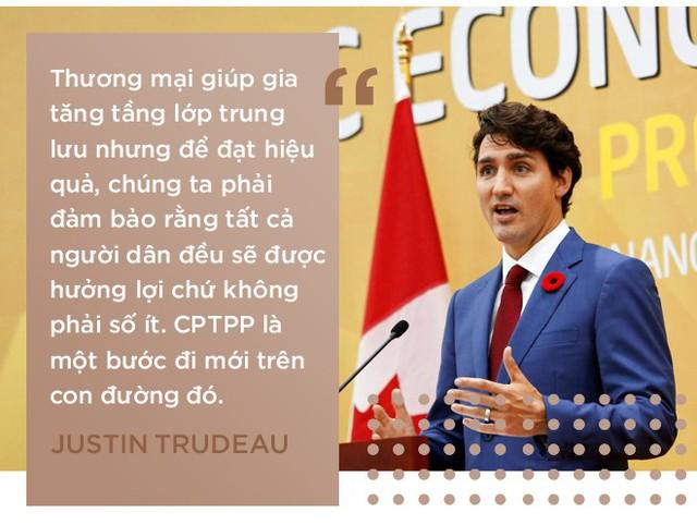 Bộ trưởng Công Thương Trần Tuấn Anh: CPTPP vẫn còn nguyên giá trị của một hiệp định thương mại tự do thế hệ mới - Ảnh 6.