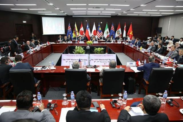 Bộ trưởng Công Thương Trần Tuấn Anh: CPTPP vẫn còn nguyên giá trị của một hiệp định thương mại tự do thế hệ mới - Ảnh 3.