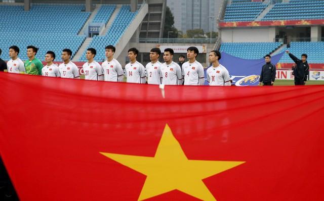 Chuyên cơ Tôi yêu Tổ quốc tôi của Vietjet đón đội tuyển U23 Việt Nam về nước - Ảnh 1.