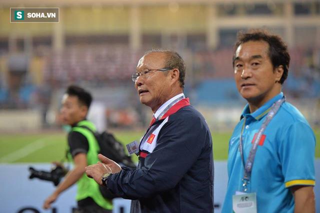 Vén màn bí ẩn chuyện HLV Park Hang-seo trở thành thuyền trưởng U23 Việt Nam - Ảnh 1.