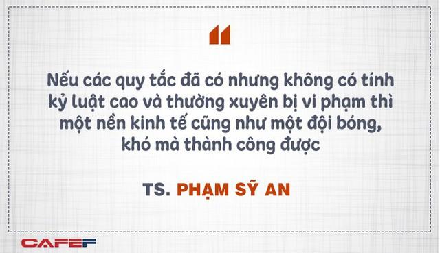 Điểm tương tự giữa kinh tế và bóng đá hay từ kỳ tích U23 Việt Nam ngẫm về cách hoá rồng, hổ châu Á của Việt Nam - Ảnh 2.