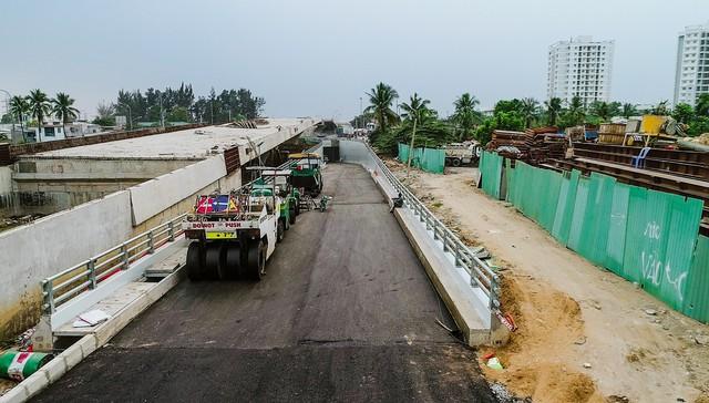 Cận cảnh dự án hầm chui lớn nhất TP.HCM sắp thông xe, thông điểm đen kẹt xe khu cảng Cát Lái - Ảnh 3.