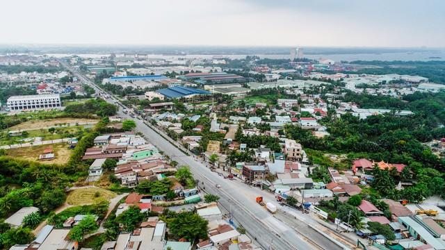 Cận cảnh dự án hầm chui lớn nhất TP.HCM sắp thông xe, thông điểm đen kẹt xe khu cảng Cát Lái - Ảnh 6.