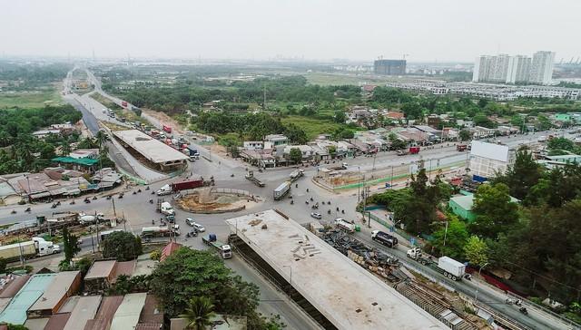Cận cảnh dự án hầm chui lớn nhất TP.HCM sắp thông xe, thông điểm đen kẹt xe khu cảng Cát Lái - Ảnh 7.