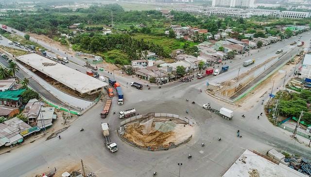 Cận cảnh dự án hầm chui lớn nhất TP.HCM sắp thông xe, thông điểm đen kẹt xe khu cảng Cát Lái - Ảnh 8.