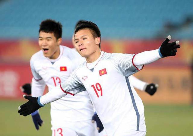 U23 Việt Nam có bao nhiêu cầu thủ lọt vào đội hình tiêu biểu của U23 châu Á? - Ảnh 1.