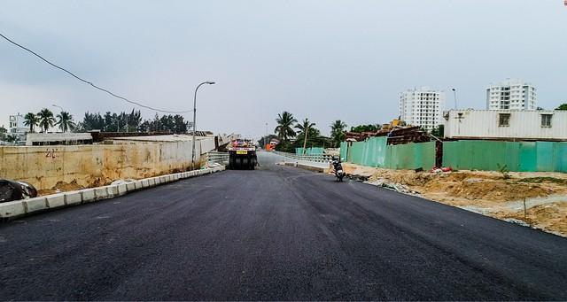 Cận cảnh dự án hầm chui lớn nhất TP.HCM sắp thông xe, thông điểm đen kẹt xe khu cảng Cát Lái - Ảnh 11.
