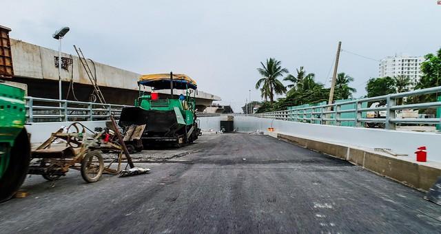 Cận cảnh dự án hầm chui lớn nhất TP.HCM sắp thông xe, thông điểm đen kẹt xe khu cảng Cát Lái - Ảnh 12.