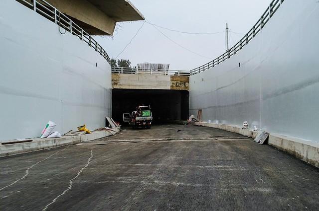 Cận cảnh dự án hầm chui lớn nhất TP.HCM sắp thông xe, thông điểm đen kẹt xe khu cảng Cát Lái - Ảnh 14.