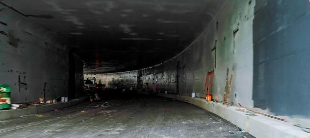 Cận cảnh dự án hầm chui lớn nhất TP.HCM sắp thông xe, thông điểm đen kẹt xe khu cảng Cát Lái - Ảnh 15.