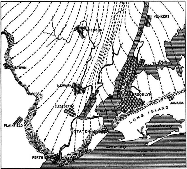 Những hình ảnh khó tin về New York trước khi lột xác thành siêu đô thị - Ảnh 1.