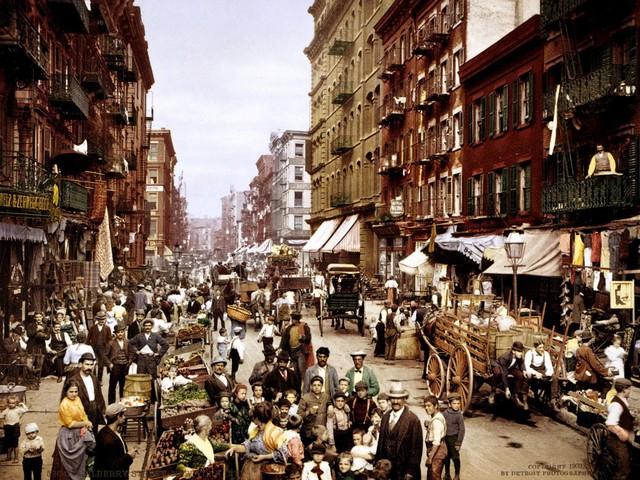 Những hình ảnh khó tin về New York trước khi lột xác thành siêu đô thị - Ảnh 12.