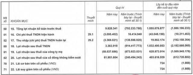 Hoàng Anh Gia Lai lỗ ròng 58,5 tỷ đồng trong quý 4/2017, cả năm lãi ròng 629 tỷ - Ảnh 2.