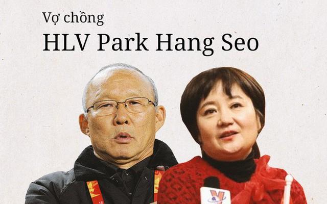 Đằng sau ngài ngủ gật Park Hang Seo là bóng hồng suốt 31 năm lặng thầm ủng hộ, khích lệ - Ảnh 1.