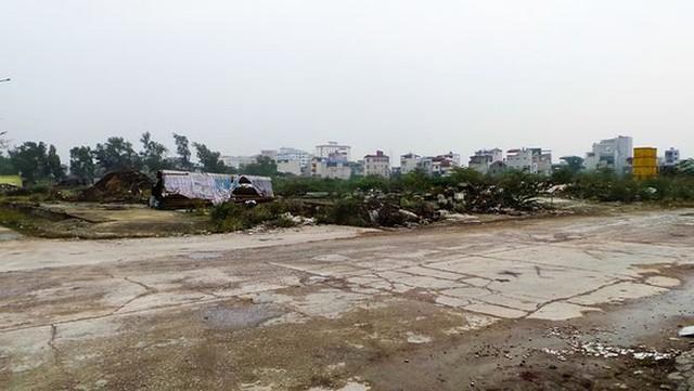 Khu đô thị giữa Thủ đô ôm đất 14 năm không triển khai   - Ảnh 1.