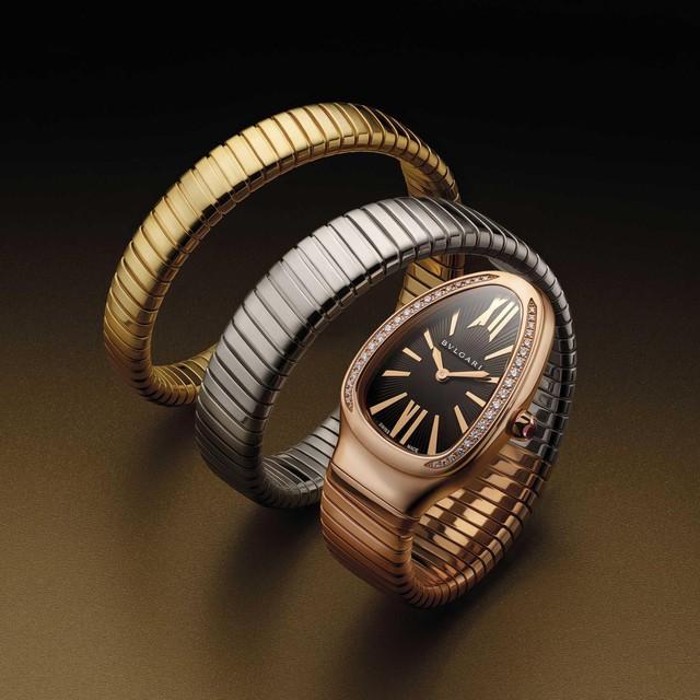"""Bulgari tiếp tục tung ra những phiên bản mới cho mẫu đồng hồ Serpenti, chứng minh khả năng """"biến hóa"""" không tưởng của nhà thiết kế - Ảnh 1."""