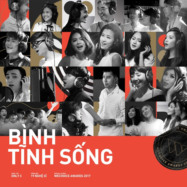 """Không thể không xem: 19 ca sĩ, nhóm nhạc đình đám Vpop hòa giọng đầy cảm xúc trong MV ca khúc chủ đề của album """"Bình tĩnh sống"""". - Ảnh 2."""