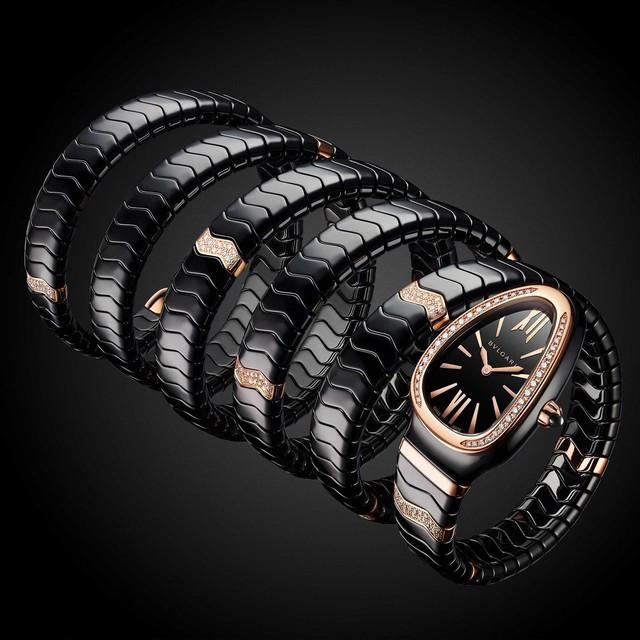 """Bulgari tiếp tục tung ra những phiên bản mới cho mẫu đồng hồ Serpenti, chứng minh khả năng """"biến hóa"""" không tưởng của nhà thiết kế - Ảnh 3."""
