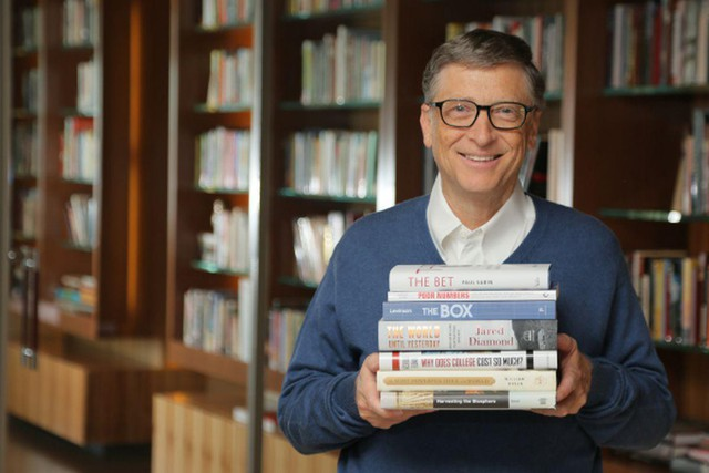 Đây là cách Bill Gates thư giãn khi không còn chèo lái Microsoft: Nghỉ ngơi nhưng không ngừng học tập - Ảnh 2.