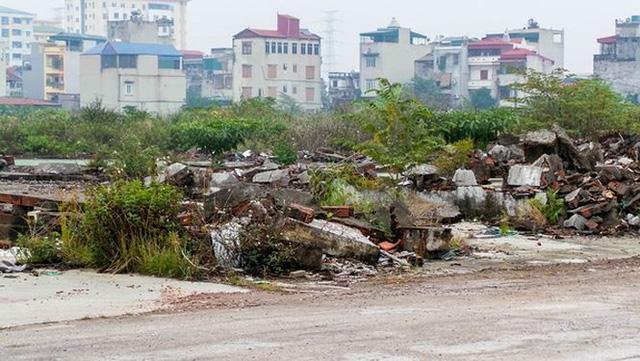 Khu đô thị giữa Thủ đô ôm đất 14 năm không triển khai   - Ảnh 4.