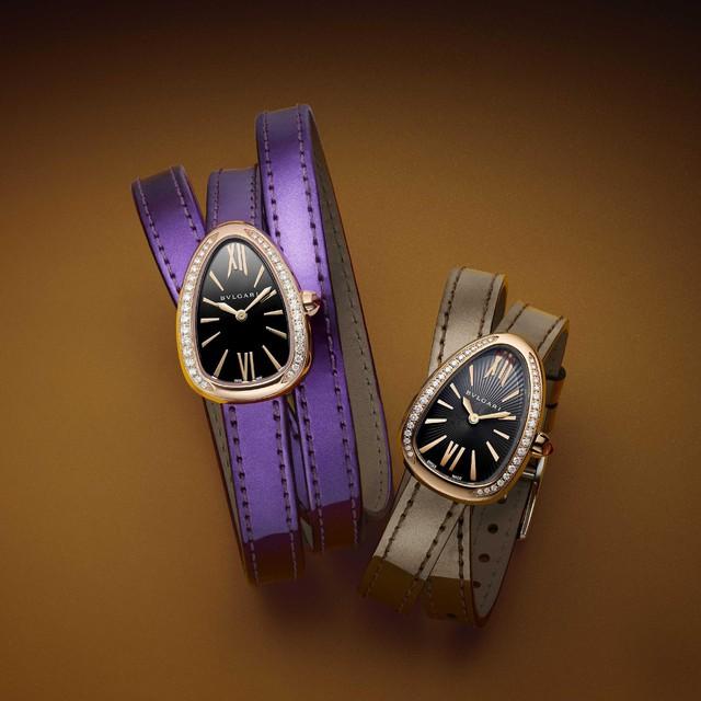 """Bulgari tiếp tục tung ra những phiên bản mới cho mẫu đồng hồ Serpenti, chứng minh khả năng """"biến hóa"""" không tưởng của nhà thiết kế - Ảnh 4."""