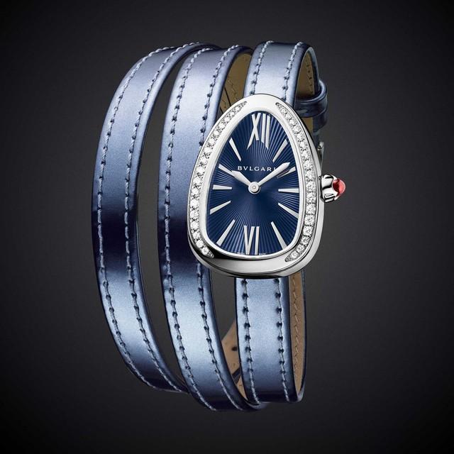 """Bulgari tiếp tục tung ra những phiên bản mới cho mẫu đồng hồ Serpenti, chứng minh khả năng """"biến hóa"""" không tưởng của nhà thiết kế - Ảnh 5."""