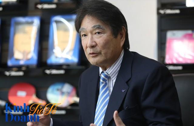 Chủ tịch Mizuno Nhật Bản: Chúng tôi muốn làm kinh doanh và đem lại nhiều điều tốt đẹp cho xã hội - Ảnh 3.
