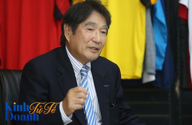 Chủ tịch Mizuno Nhật Bản: Chúng tôi muốn làm kinh doanh và đem lại nhiều điều tốt đẹp cho xã hội - Ảnh 4.
