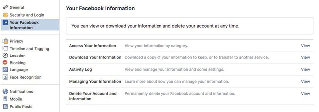 Sau một loại bê bối bảo mật, đây là cách bạn tống Facebook khỏi cuộc đời mình - Ảnh 2.