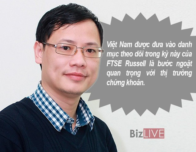Chứng khoán Việt được FTSE đưa vào danh sách nâng hạng: Giới phân tích kỳ vọng gì? - Ảnh 2.