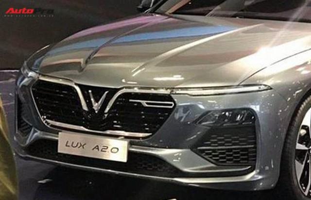 VinFast chốt tên xe LUX A2.0, SA2.0 ngay trước ngày ra mắt lịch sử - Ảnh 4.