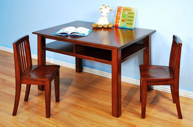 Những mẫu bàn ghế được ưa chuộng cho phòng của bé - Ảnh 4.