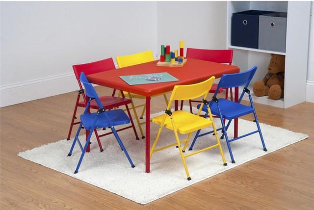 Những mẫu bàn ghế được ưa chuộng cho phòng của bé - Ảnh 9.