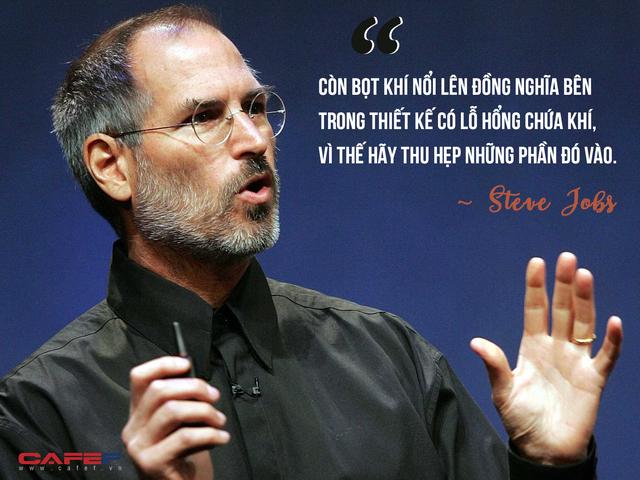 Bài học truyền cảm hứng từ câu chuyện cuộc đời của Steve Jobs: Không ngừng thử thách bản thân, giữ lửa nhiệt huyết và dấn thân vào những trở ngại bạn chưa từng gặp phải - Ảnh 2.