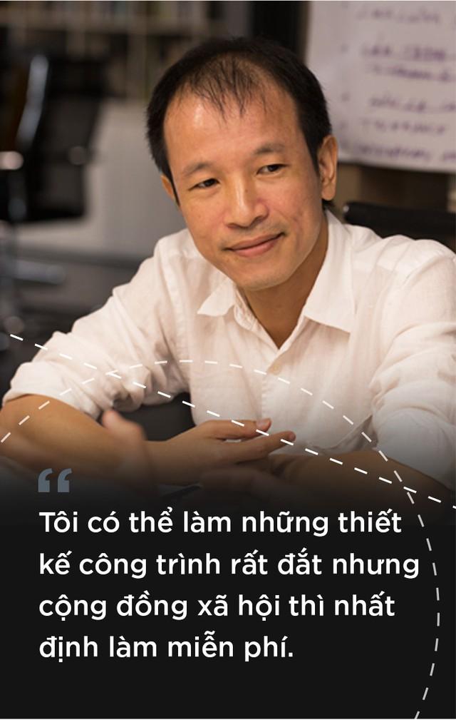 KTS Hoàng Thúc Hào: Bỏ 1 tỷ ra xây nhà cộng đồng chẳng thu lại được nhưng tới giờ tôi thấy mình lãi quá! - Ảnh 10.