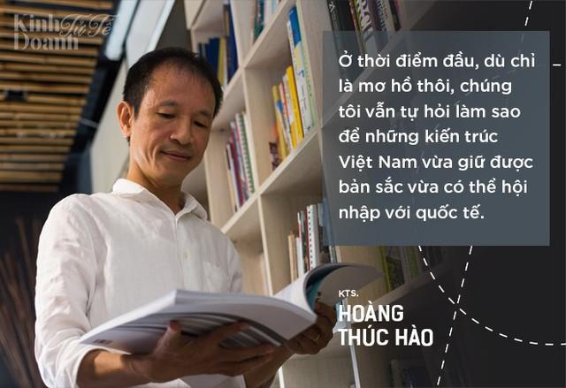 KTS Hoàng Thúc Hào: Bỏ 1 tỷ ra xây nhà cộng đồng chẳng thu lại được nhưng tới giờ tôi thấy mình lãi quá! - Ảnh 3.