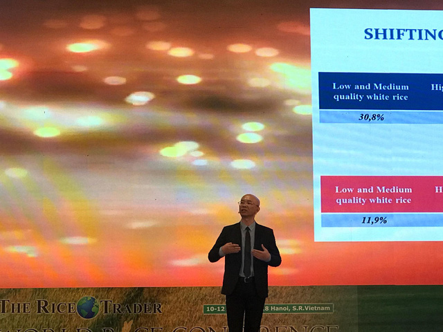 Gạo Việt chiếm 15% tỷ trọng gạo xuất khẩu toàn thế giới nhưng vẫn còn nhiều rào cản để vươn xa - Ảnh 2.