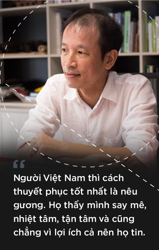 KTS Hoàng Thúc Hào: Bỏ 1 tỷ ra xây nhà cộng đồng chẳng thu lại được nhưng tới giờ tôi thấy mình lãi quá! - Ảnh 5.