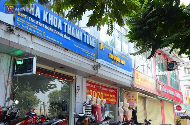 Ảnh, clip: Tuyến phố kiểu mẫu đầu tiên ở Hà Nội thất bại sau 2 năm thử nghiệm đồng phục biển hiệu - Ảnh 16.