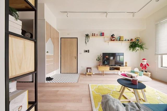 Căn hộ 63 m2 có một phòng ngủ ấm cúng - Ảnh 3.