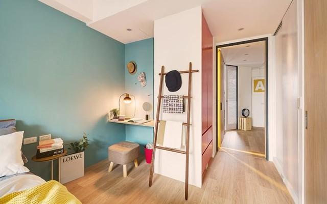 Căn hộ 63 m2 có một phòng ngủ ấm cúng - Ảnh 8.