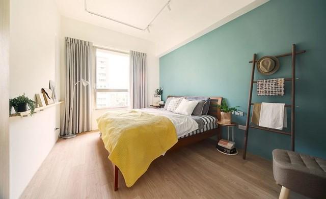 Căn hộ 63 m2 có một phòng ngủ ấm cúng - Ảnh 9.