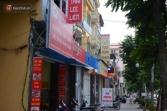 Ảnh, clip: Tuyến phố kiểu mẫu đầu tiên ở Hà Nội thất bại sau 2 năm thử nghiệm đồng phục biển hiệu - Ảnh 14.