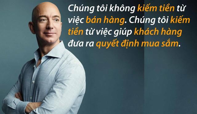 """Jeff Bezos và bí quyết """"về đích"""" của tỷ phú giàu có nhất thế giới: Thành công thuộc về người biết lắng nghe! - Ảnh 2."""