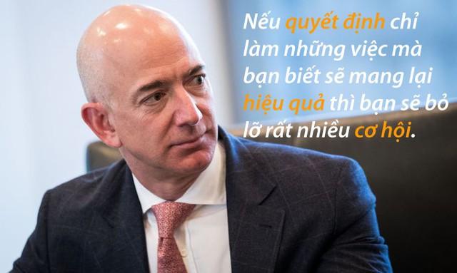 """Jeff Bezos và bí quyết """"về đích"""" của tỷ phú giàu có nhất thế giới: Thành công thuộc về người biết lắng nghe! - Ảnh 1."""