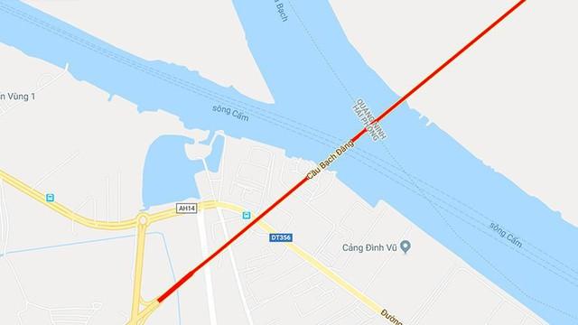 Chiêm ngưỡng cây cầu hơn 7.000 tỷ đồng nối liền Hải Phòng - Quảng Ninh - Ảnh 1.
